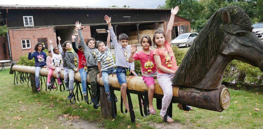 Reiterferien auf dem Bauernhof